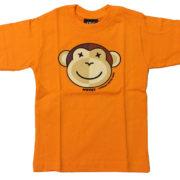 070402_monki-t-skjorte-barn-orange