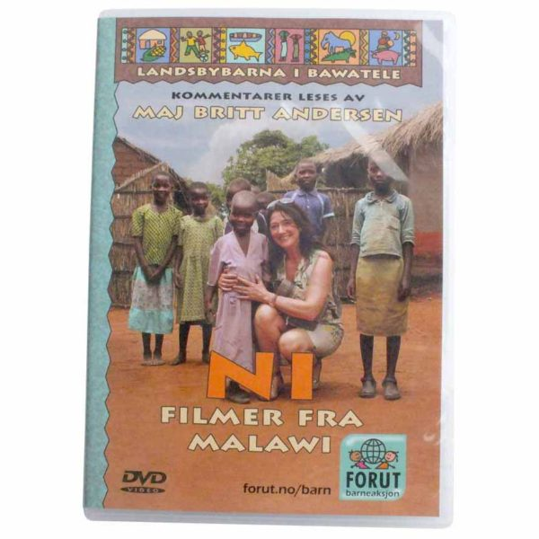 DVD_Landsbybarna i Bawatele