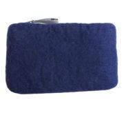 Mobilpung blå