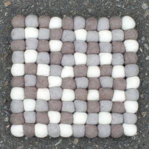 Gryteunderlag firkantet_bruntoner
