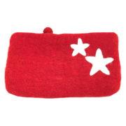 Mobilpung_Rød med stjerner