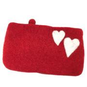Mobilpung_rød med hjerter