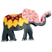 Elefant i tre ROSA