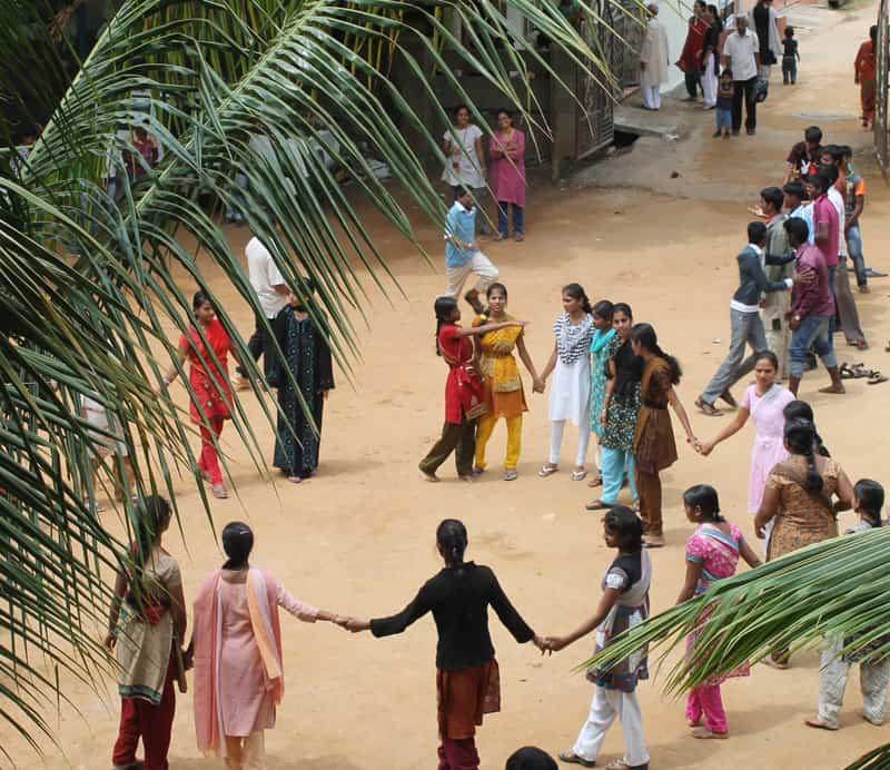 India - fri på Drømmeskolen