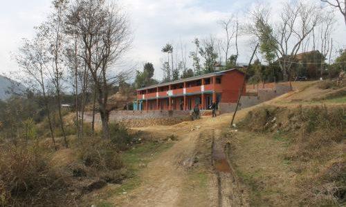Storkontrakt på skolebygging i Nepal