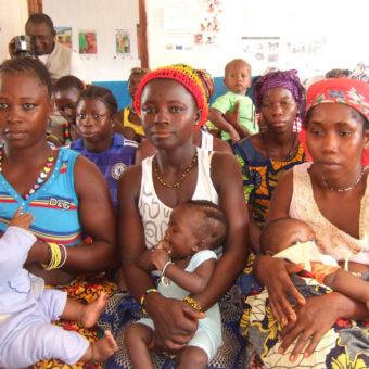 Sierra Leone - kviner og barn ny