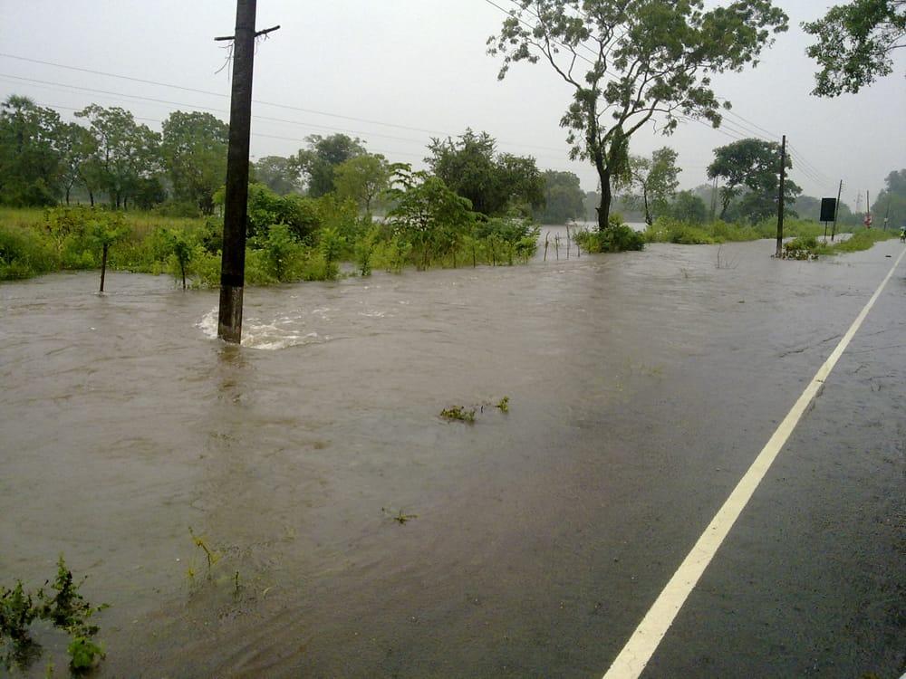 Sri Lanka - flom