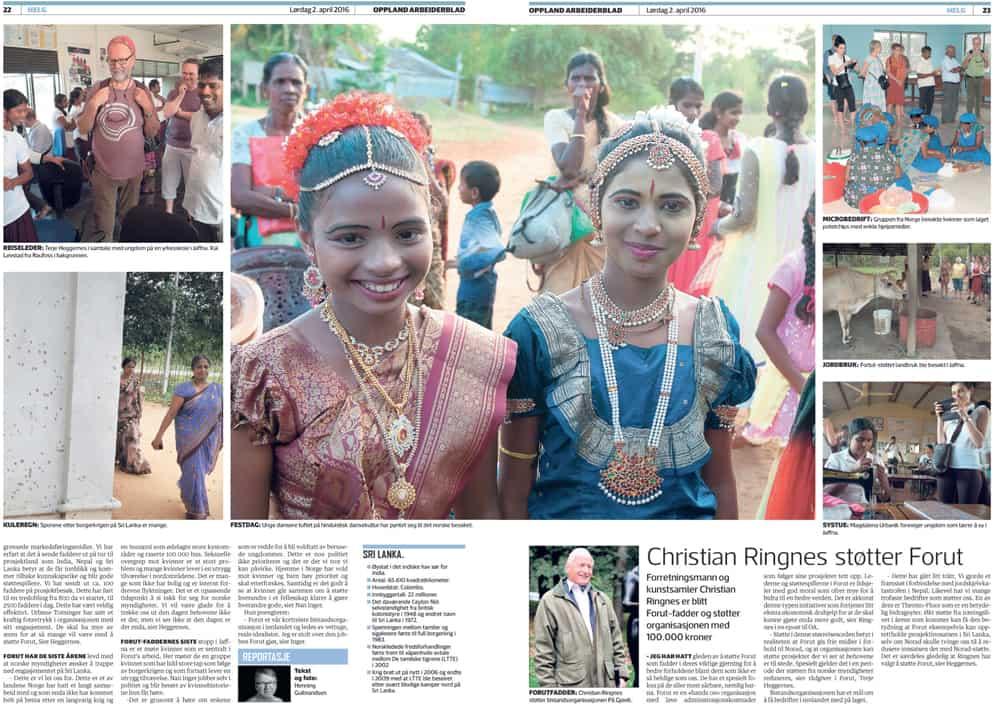 Sri Lanka - studietur 4