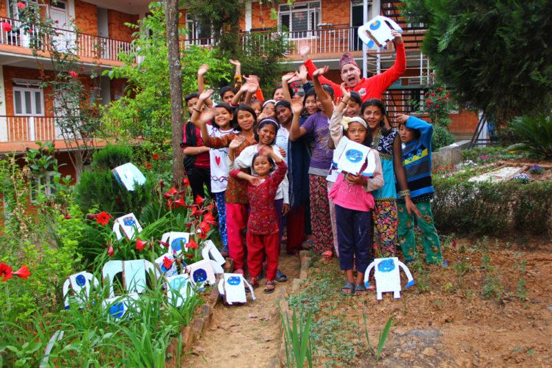 13 - Yeti-utstillingen på Balika Peace Home 1000