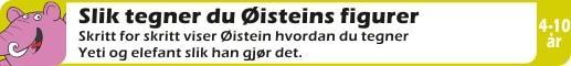 OISTEIN-TEGNE