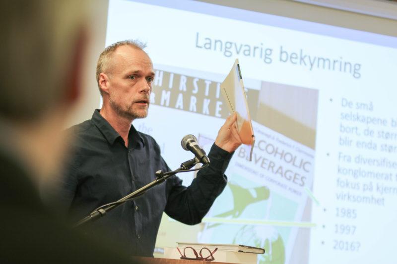 Øystein Bakke, FORUT og GAPA