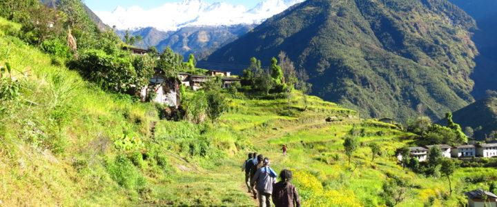 Nytt i år – trekkingtur i Nepal