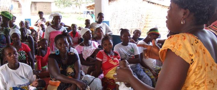 Godt arbeid i Sierra Leone