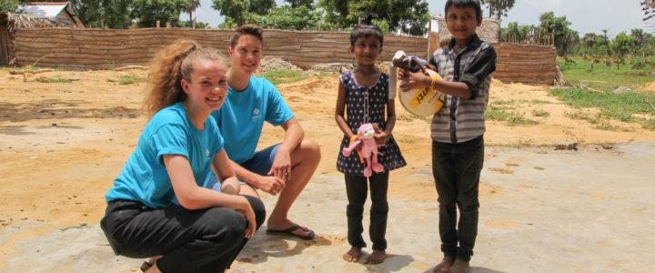 Sandefjord-elevenes møte med Sri Lanka
