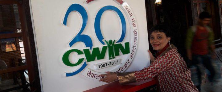 CWIN 30 år