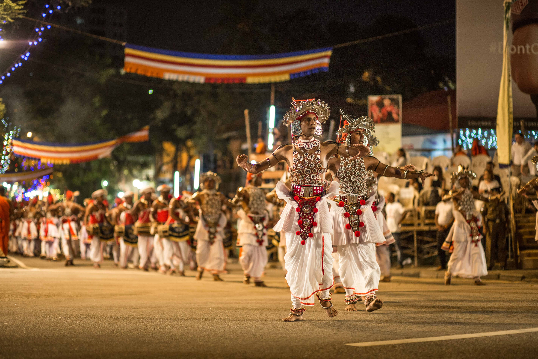 Elefantparaden (PeraHera) var fargerik og spennende.