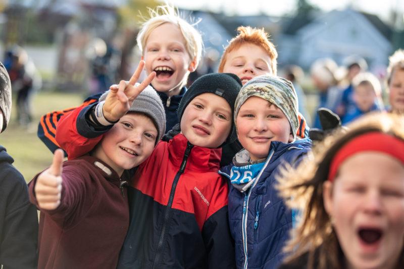 Barnekonvensjonen er et av temaene i FORUT Skoleløpet det barn i Norge gjør en innsats for barn i andre land.