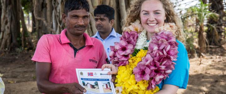 Dokumentarfilm: Sandefjord VGS på Sri Lanka
