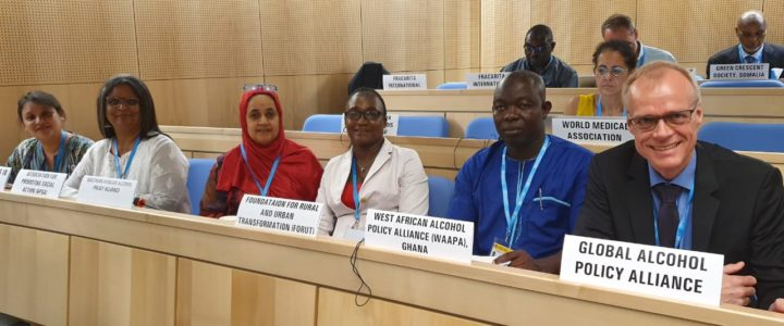 FORUT-delegasjon i Geneve