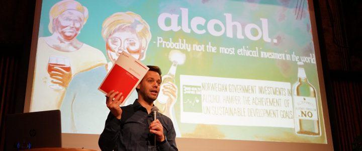Ny rapport lansert – Alkoholens påvirkning på kvinner og barns rettigheter