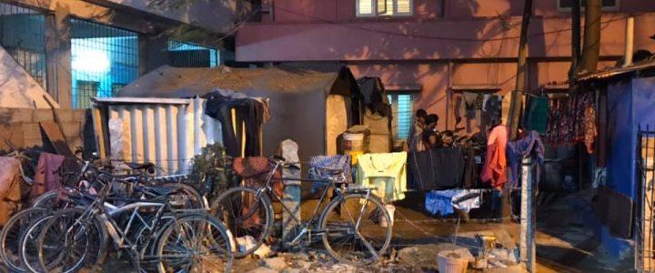 Ro og uro i Bangalore, India